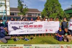 Alumni Mengajar: Kuliah Selam - Scuba Diving & Basic Rescue
